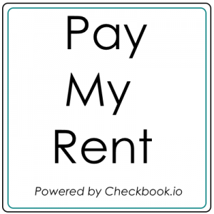 Tenants.com Pay My Rent Button